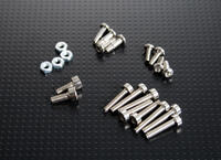 CopterX Complete Screw & Nut Set