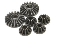 Team Magic E6 Differential Bevel Gear Set for 1 diff