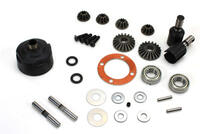 Team Magic E6 Complete Differential Kit F/R