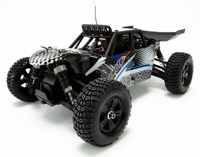 Багги 1:18 Himoto Barren E18DBL Brushless фото 1