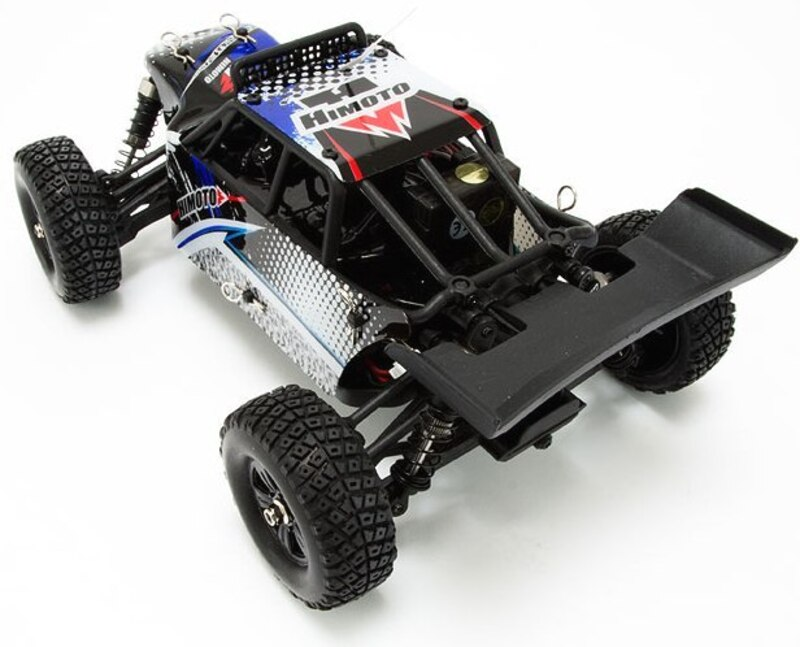 Багги 1:18 Himoto Barren E18DBL Brushless фото 5