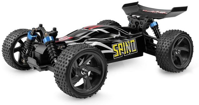 Багги 1:18 Himoto Spino E18XBL Brushless (черный) фото 2
