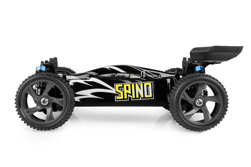 Багги 1:18 Himoto Spino E18XBL Brushless (черный) фото 3