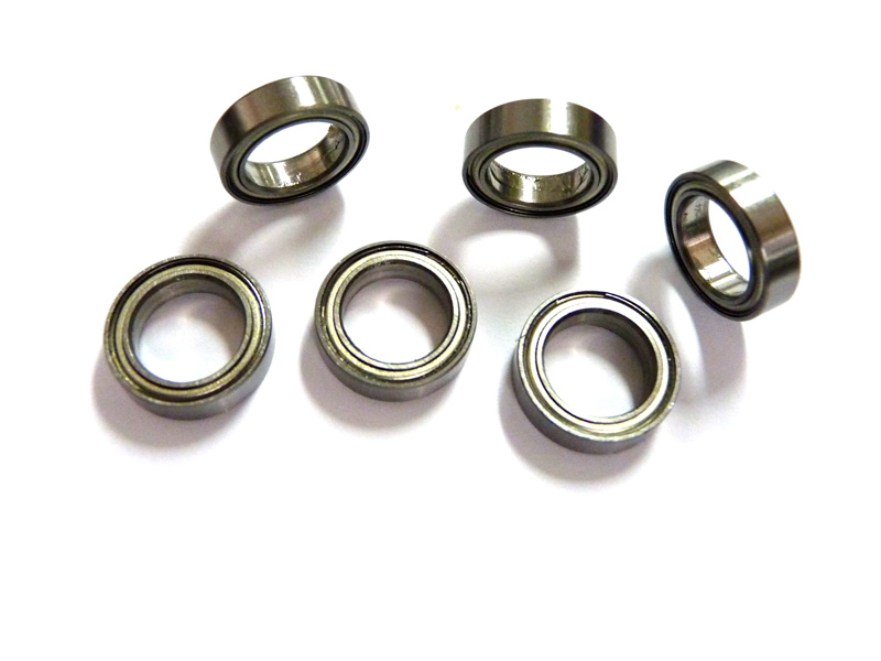 Ball Bearing 10*15*4Mm 6P фото 1