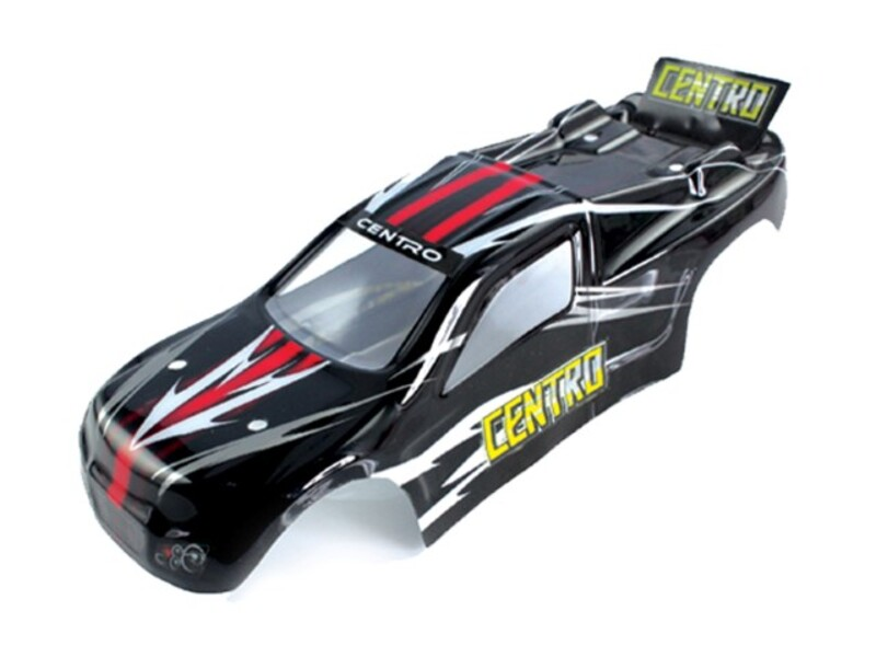 1:18 Truggy Body Black фото 1