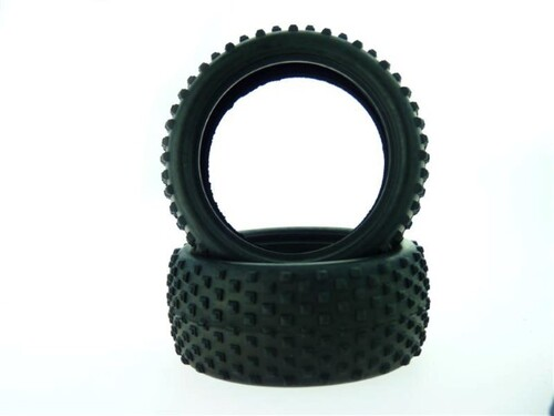 1:18 Tires for Truggy 2P