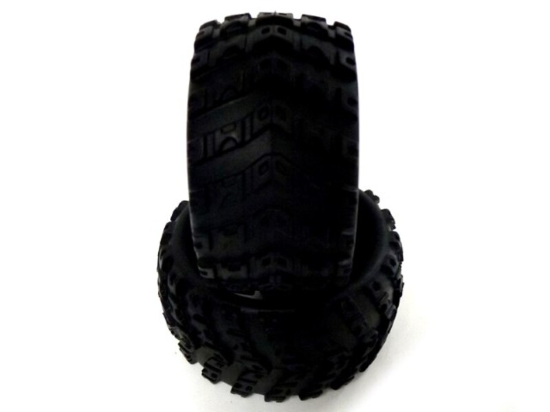 1:18 Tires for Monster Truck 2P фото 1