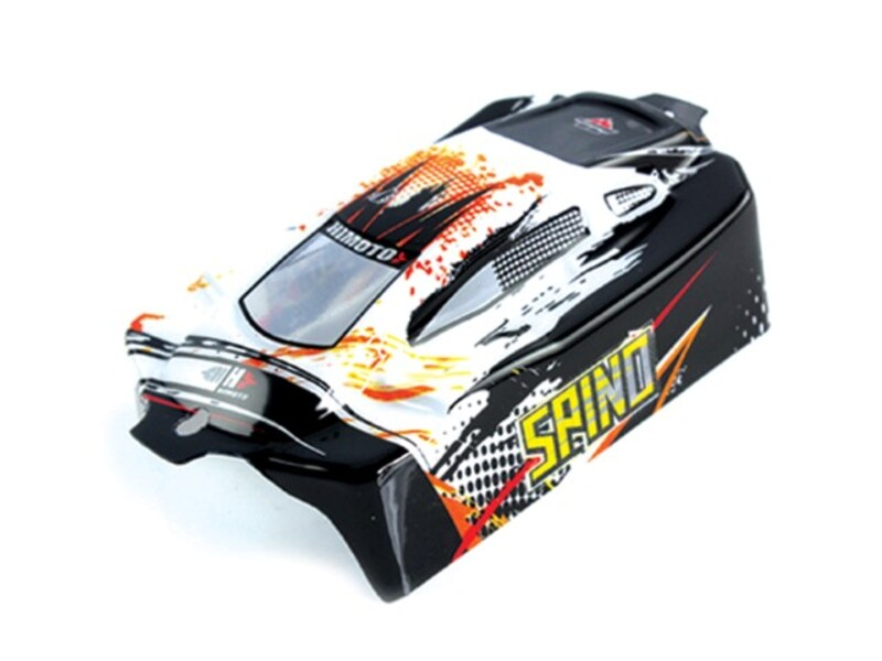 28726 1:18 Buggy Body White фото 1
