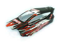 80301 1:8 Buggy Body Red