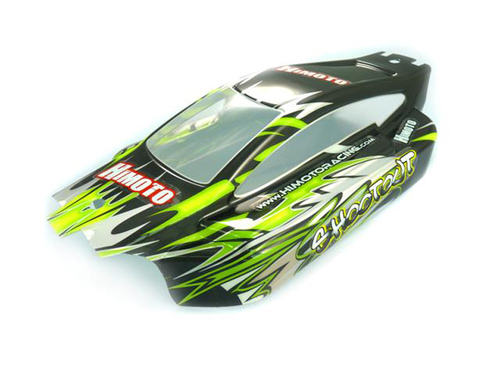 80302 1:8 Buggy Body Green