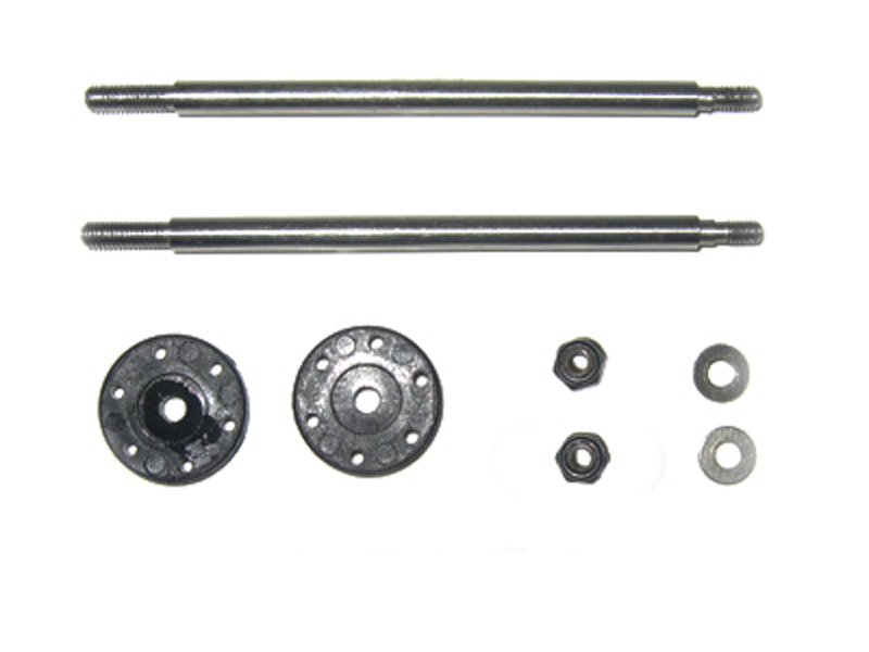 66.5Mm Rear Shock Shaft 1P фото 1