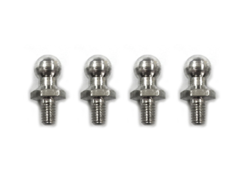 2.6 Ball Head Screws (For Steering Arm) 4P фото 1