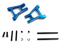(82902) Blue Alum Rear Lower Susp Arms 2P Cap Head Machine Screws (2.6*10) 2P 1Set