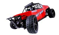 Багги 1:10 Himoto Dirt Whip E10DBL Brushless (красный)