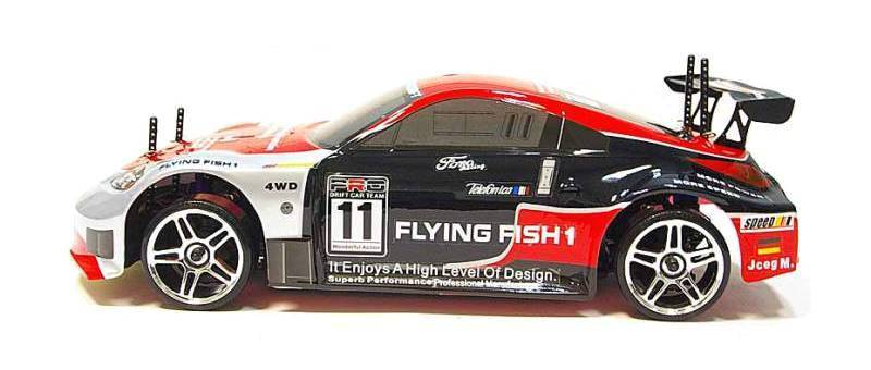 Дрифт 1:10 Himoto DRIFT TC HI4123 Brushed (Nissan 350z) фото 2