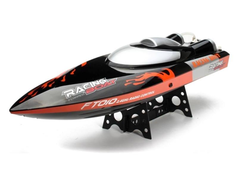 Катер на р/у 2.4GHz Fei Lun FT010 Racing Boat 65см (черный) фото 1