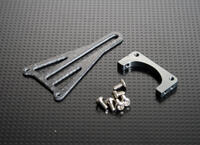 CopterX Carbon Fiber & Metal Anti Rotation Bracket