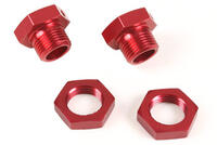 Team Magic E6 Wheel Adapter Set 2p