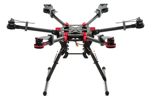 Гексакоптер DJI Spreading Wings S900