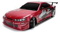 Дрифт 1:10 Team Magic E4D Nissan S15 (красный)